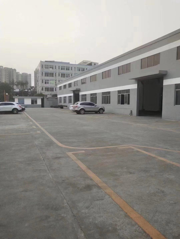 清溪超大空地红本厂房占地26000平方米15000平方米出售