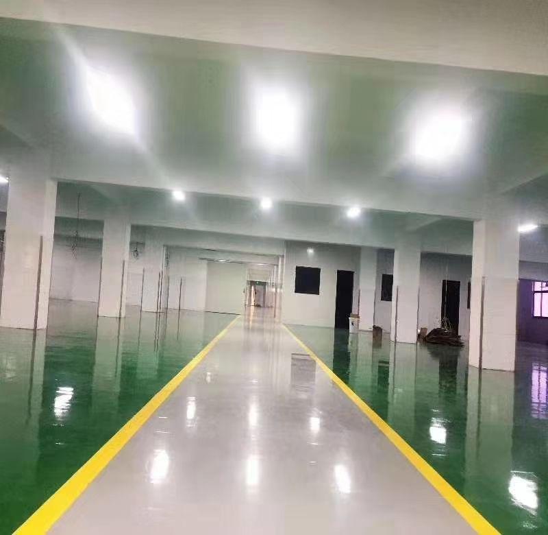 虎门树田带豪华装修3000平厂房招租,实际面积,可办环评