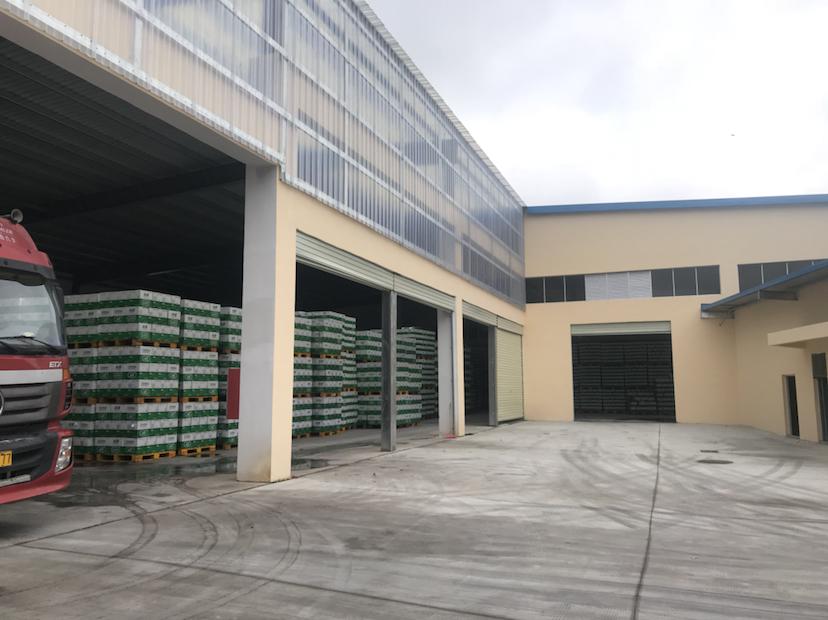 平湖十米高钢结构仓库1160平方出租