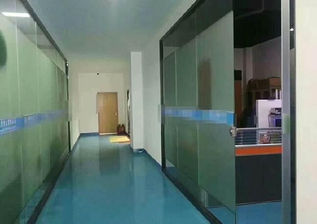 龙岗南联1950平精装修电梯厂房大小分租现成水电