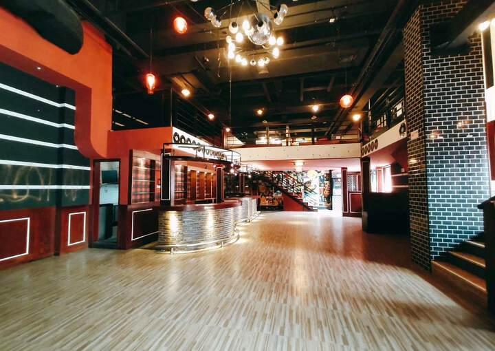 中心城美食商业街,酒吧转让300平+半层约420平图片4