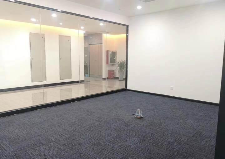 布吉上李朗地铁站全新精装修写字楼78㎡租43元1+1格局图片6