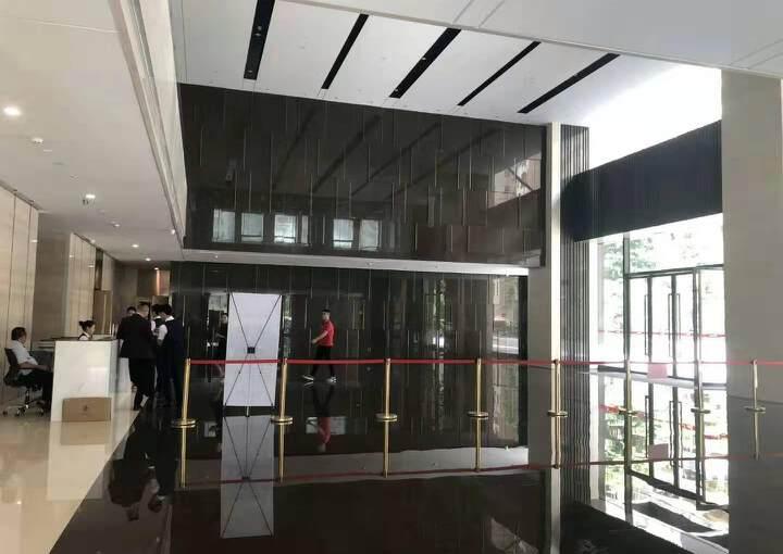 长安镇霄边万达广场附近新出甲级写字楼40000平可分租图片3