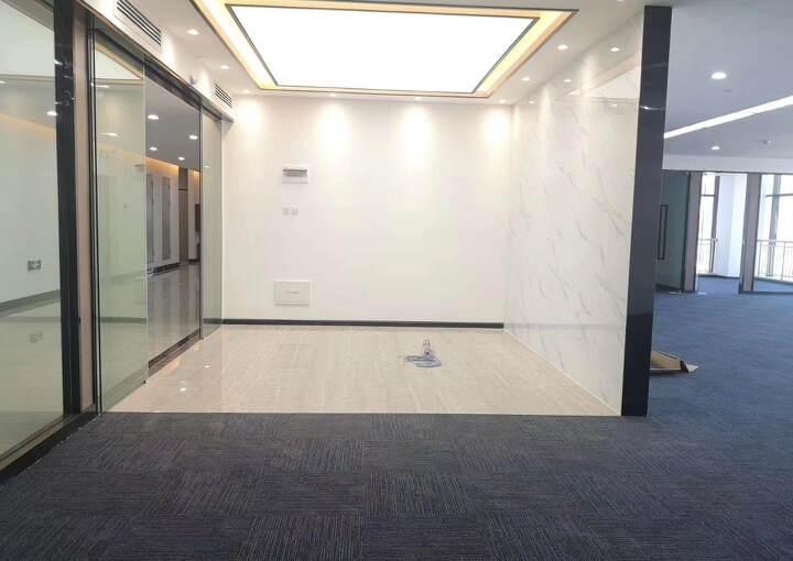 布吉上李朗地铁站全新精装修写字楼78㎡租43元1+1格局图片7