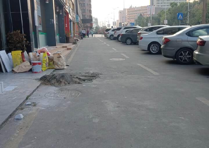 龙华大浪华荣路边上大型园有商铺出租。图片3