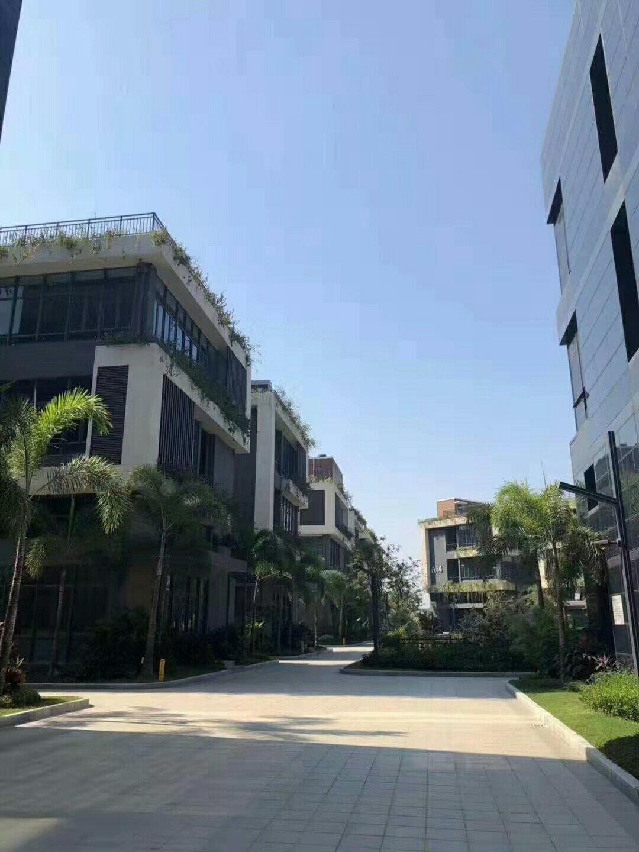 石岩水田花园式三楼1200平精装修厂房出租-图6