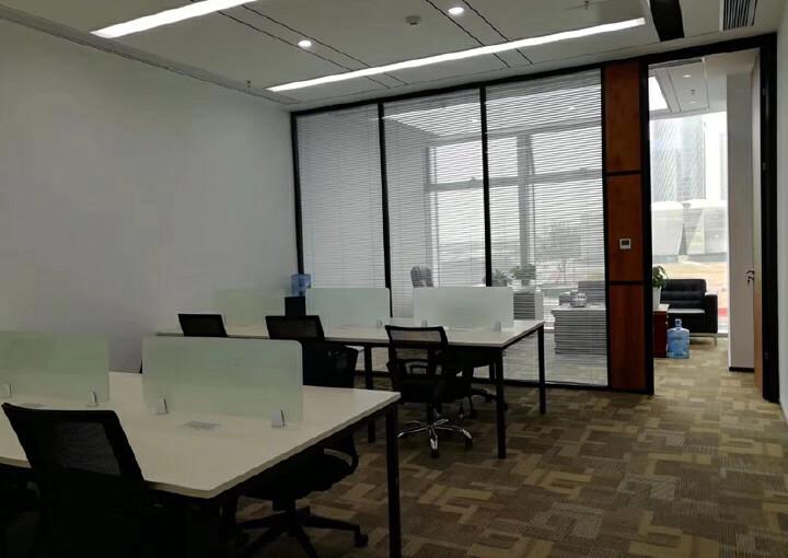 宝中卓越时代广场小户型写字楼出租图片5