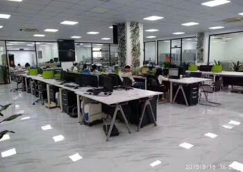 高埗镇新出5A写字楼隆重招商项目总面积55000平大堂高9米图片3