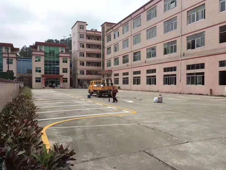平湖街道富民工业区二楼整层1200平米出租使用率高