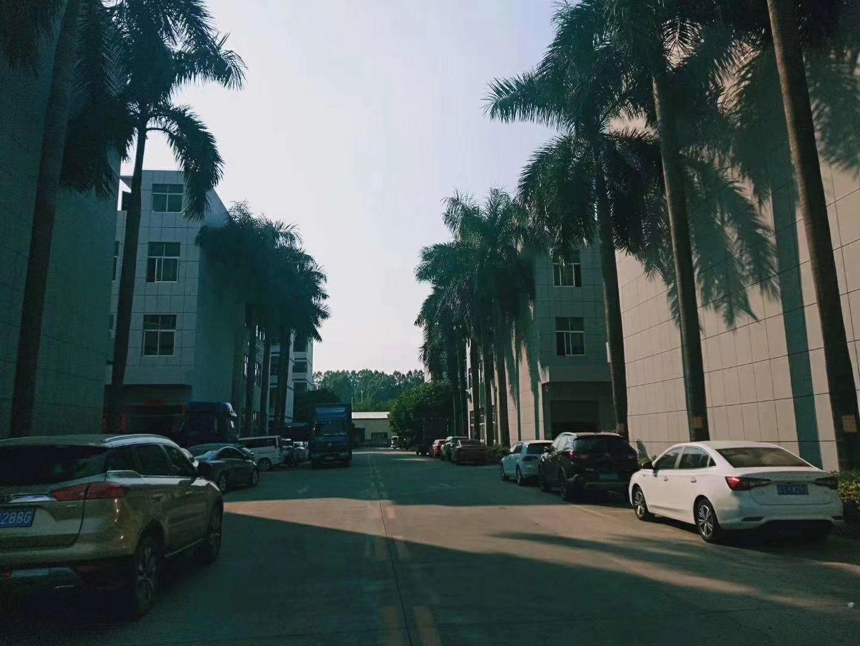 光明南光高速玉塘出口大型园区独栋厂房6600平方出租