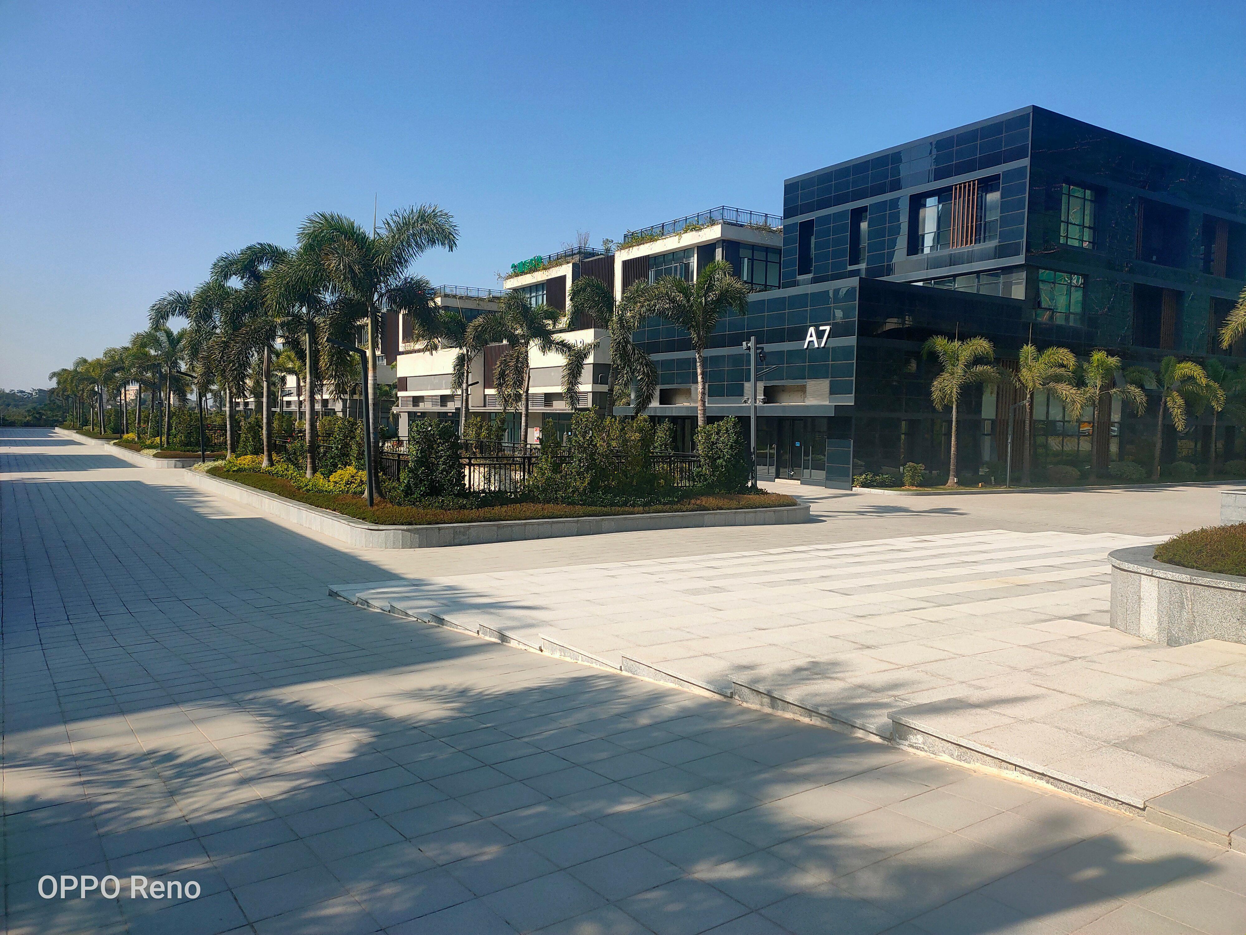 深圳市周边新出花园式厂房,独栋1-3层独栋厂房,送车库。