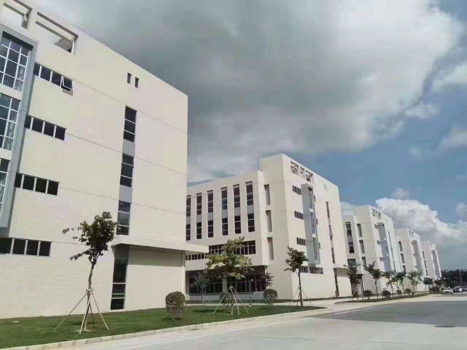 龙岗宝龙花园式厂房独栋出租12600平实际面积出租