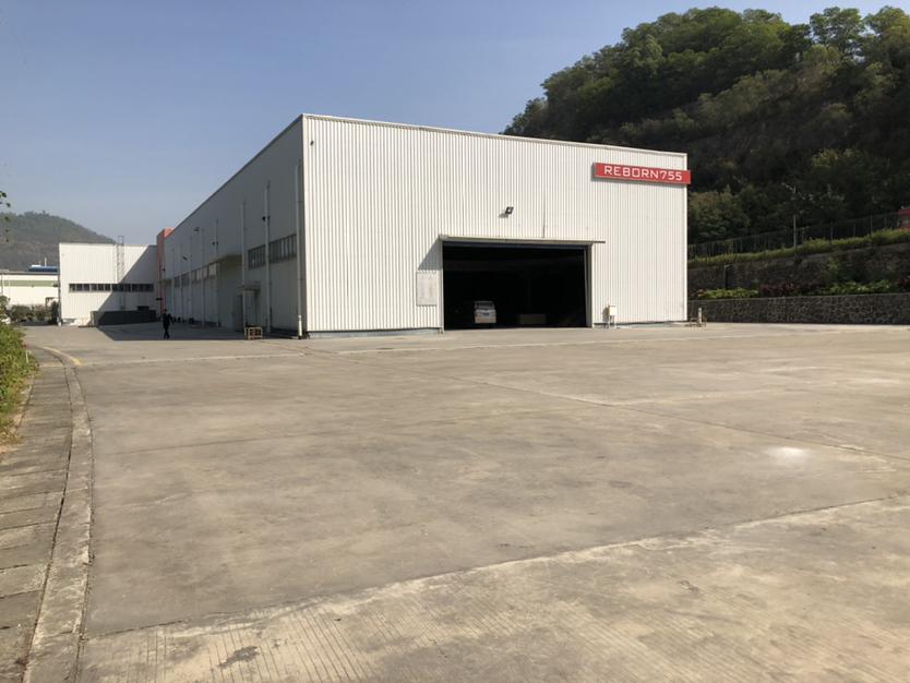 南山蛇口刚结构厂房3000平,层高8米超大空地