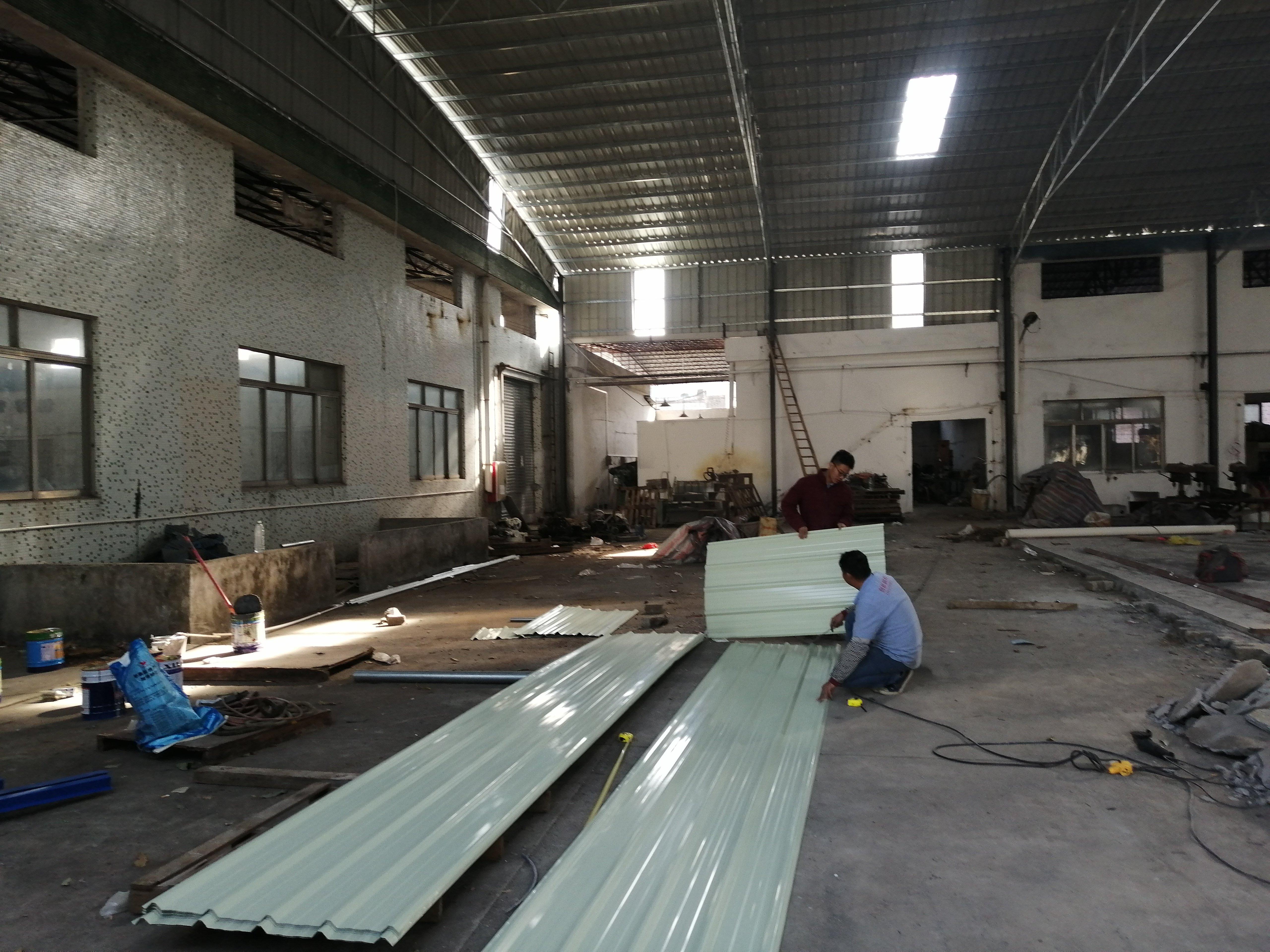 容桂容边工业区钢构单一层厂房招租