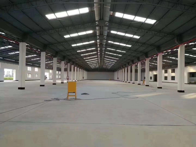陈村广隆工业区厂房3500平,形象超好,价格美丽