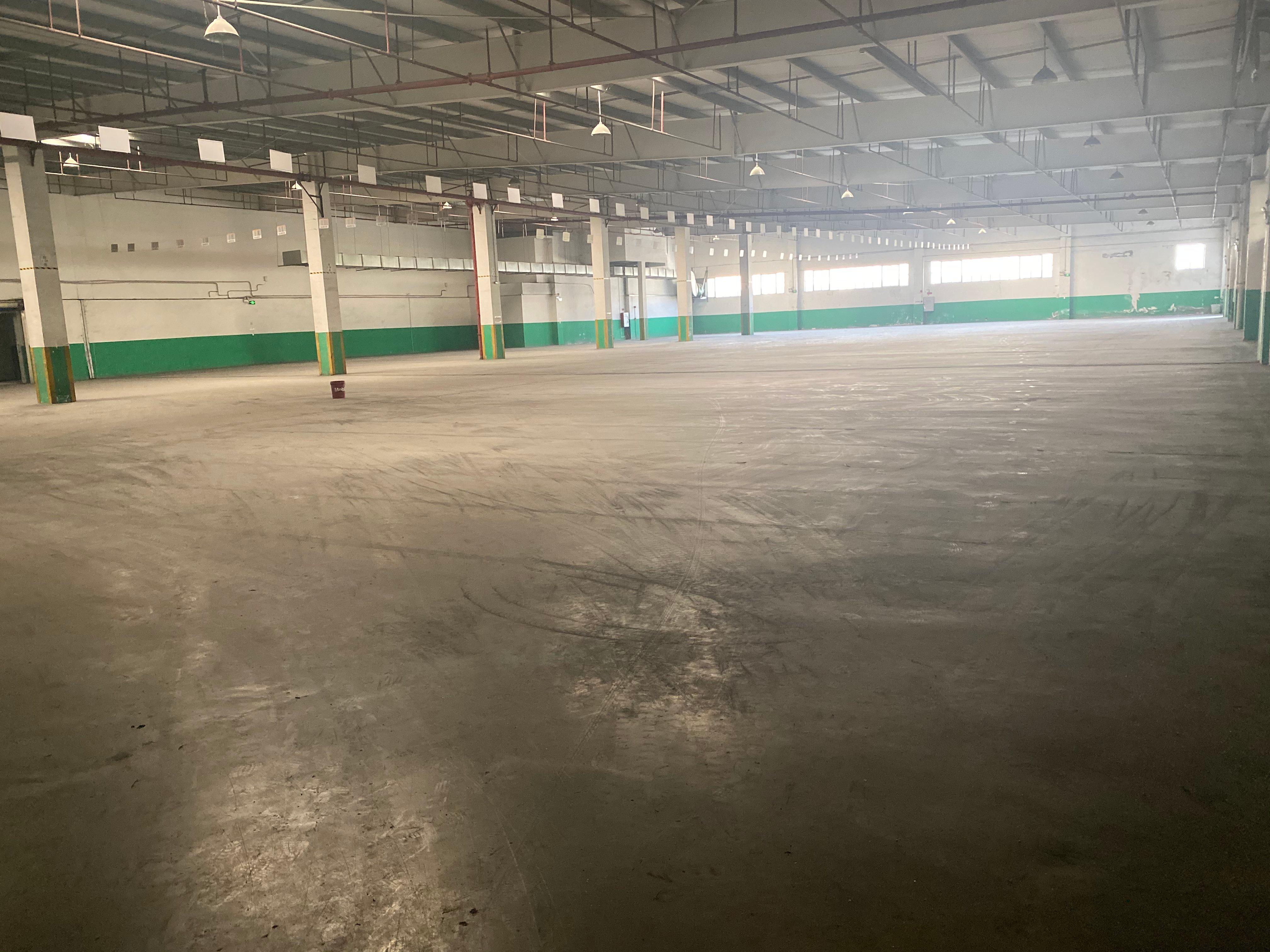 黄埔区科学城稀缺单一层厂房6900平诚意出售