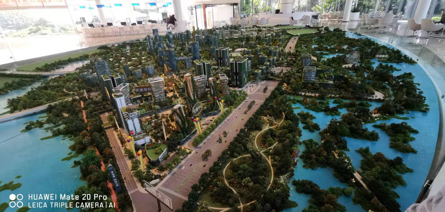花园式厂房,办公楼,研发大楼可分割出售