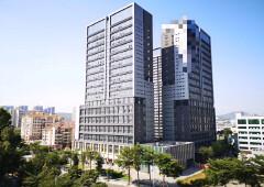 龙岗双龙地铁站出口全新写字楼招租,40平米起至整层,精装修