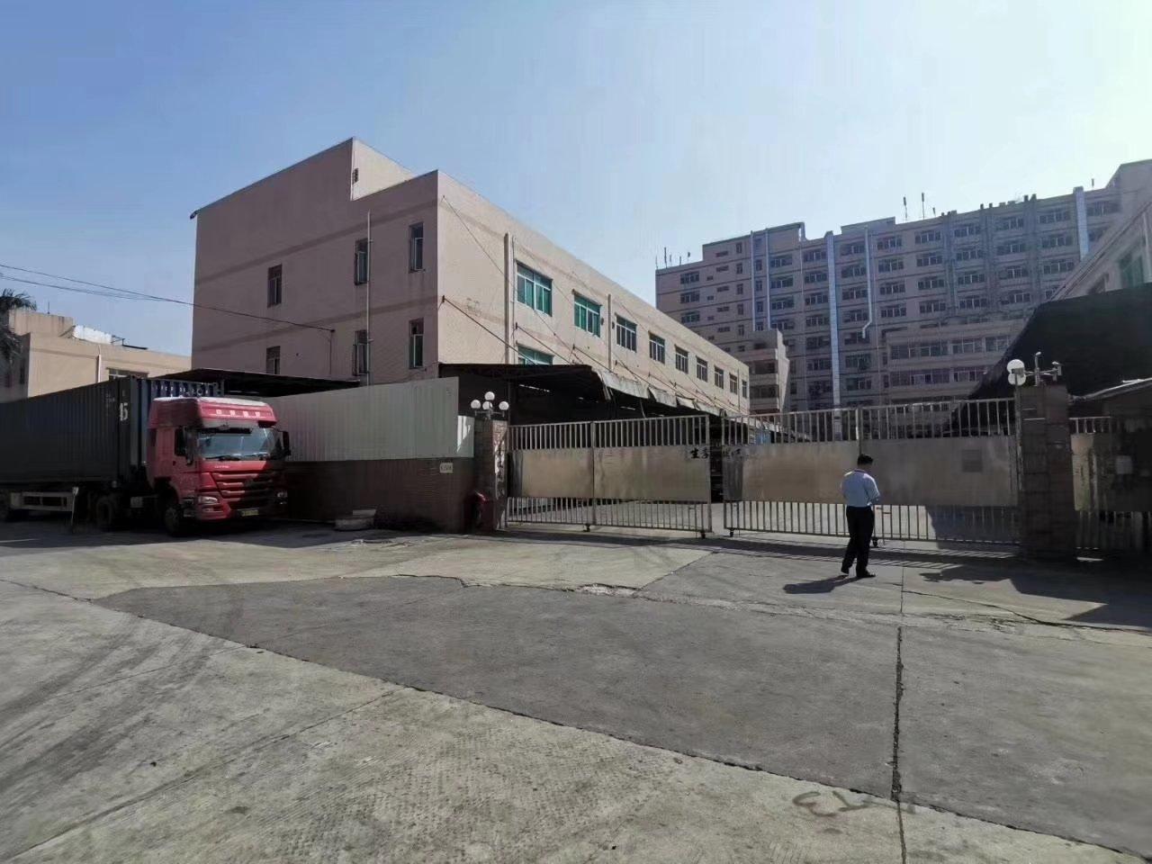清溪国有证厂房,占地3760平米,建筑10500平方,A栋厂