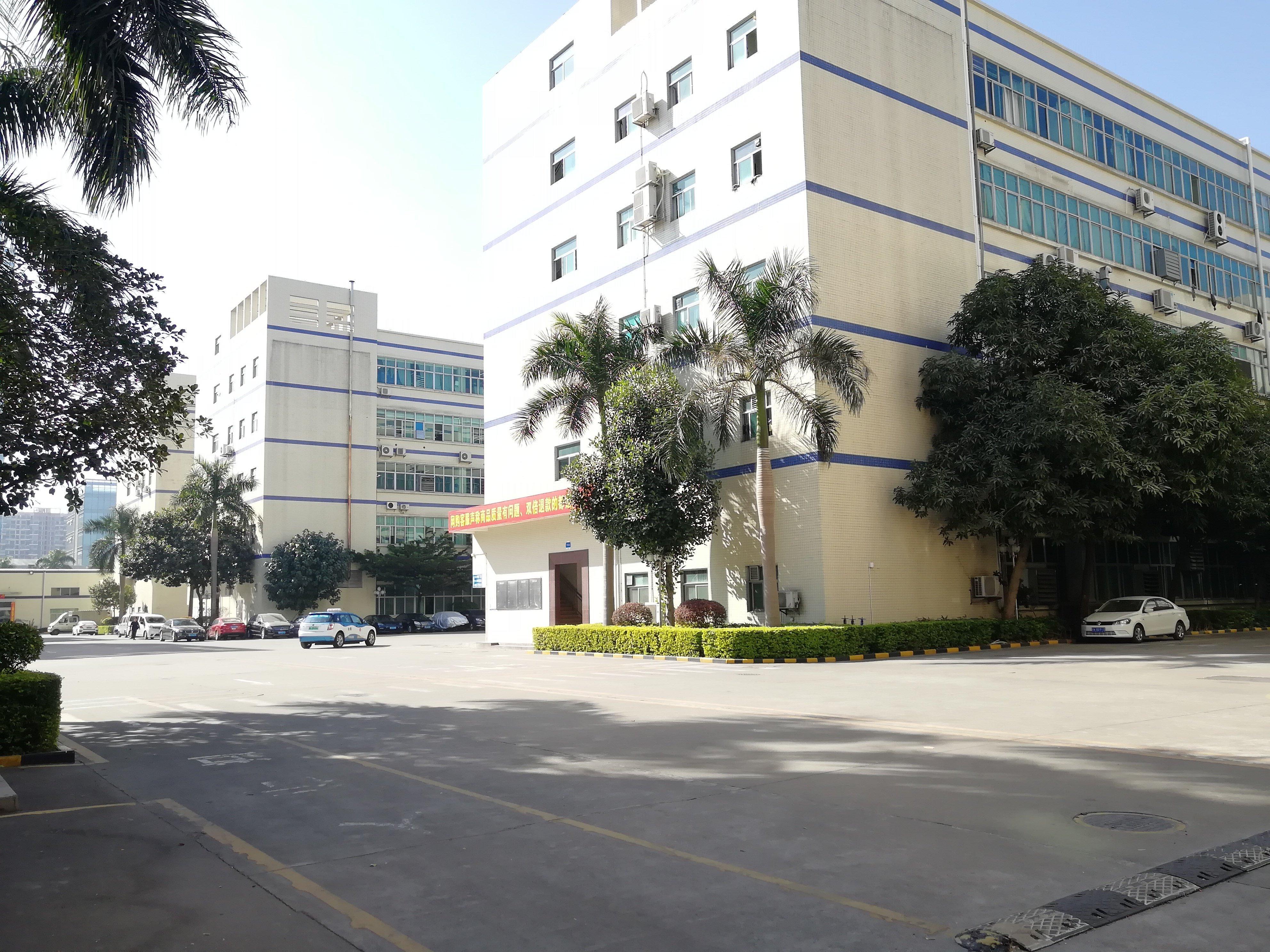 李朗红本工业园一楼楼上500平_带装修_可办环评