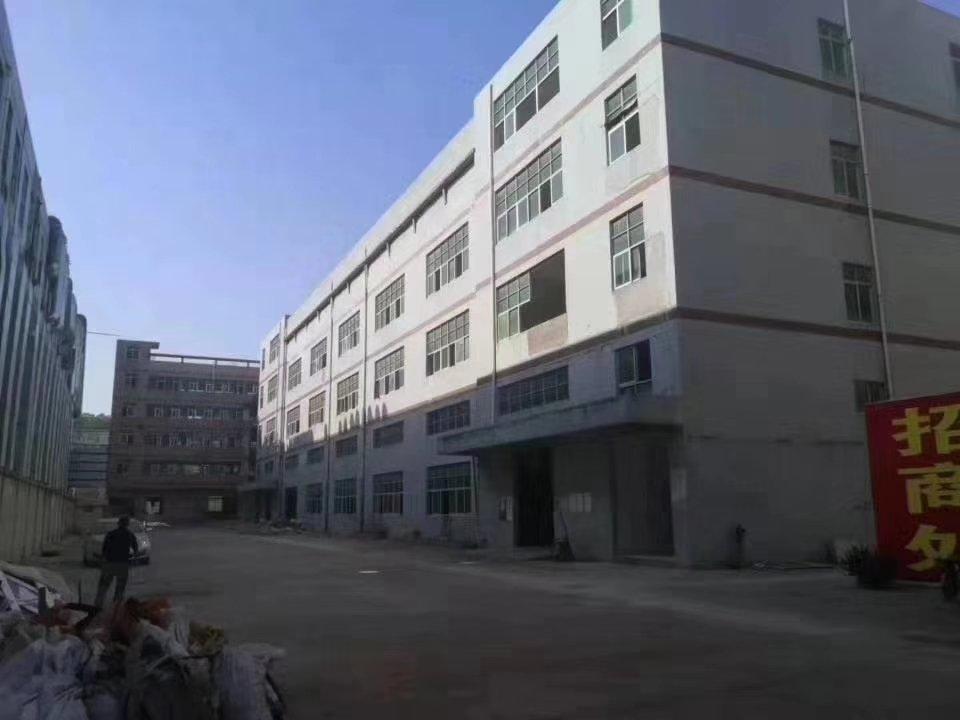 深圳市5700平米国有双证厂房出售