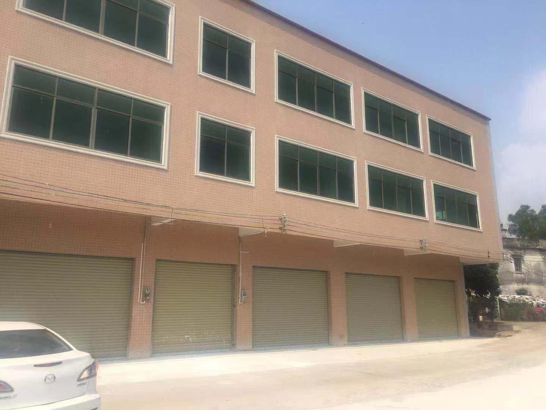 惠城汝湖独栋标准厂房1400平方共三层