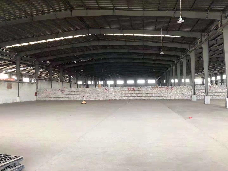 洪梅高台仓库7000平米低价出租,空地超大12000平米