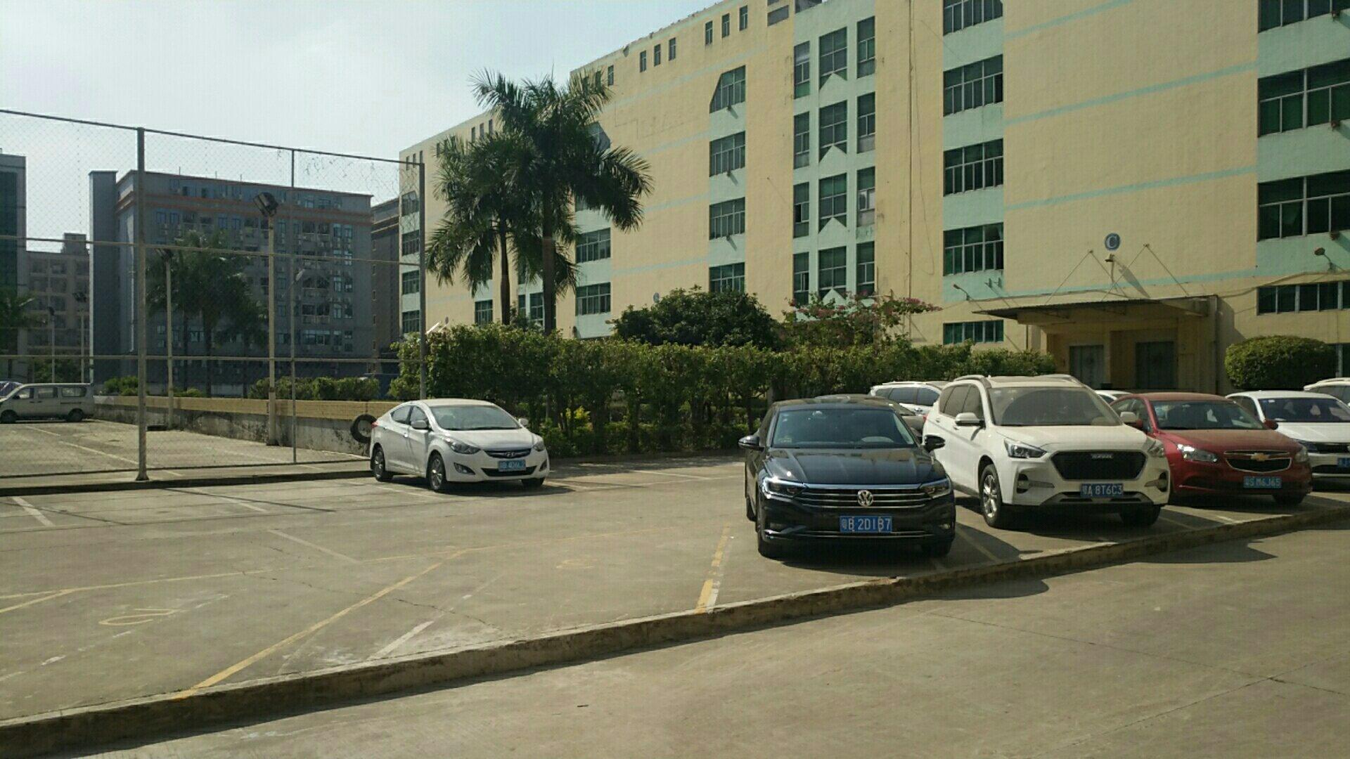 福永和平整个园区45000平方厂房大小分租