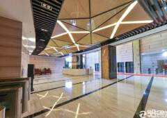 福永机场附近3200带装修写字楼大小可分租