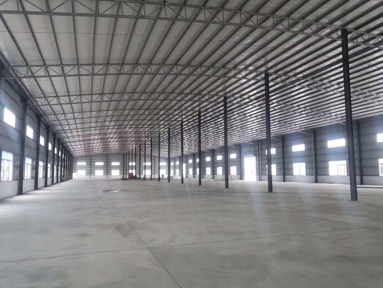 中山市东凤镇单一层钢结构14000方