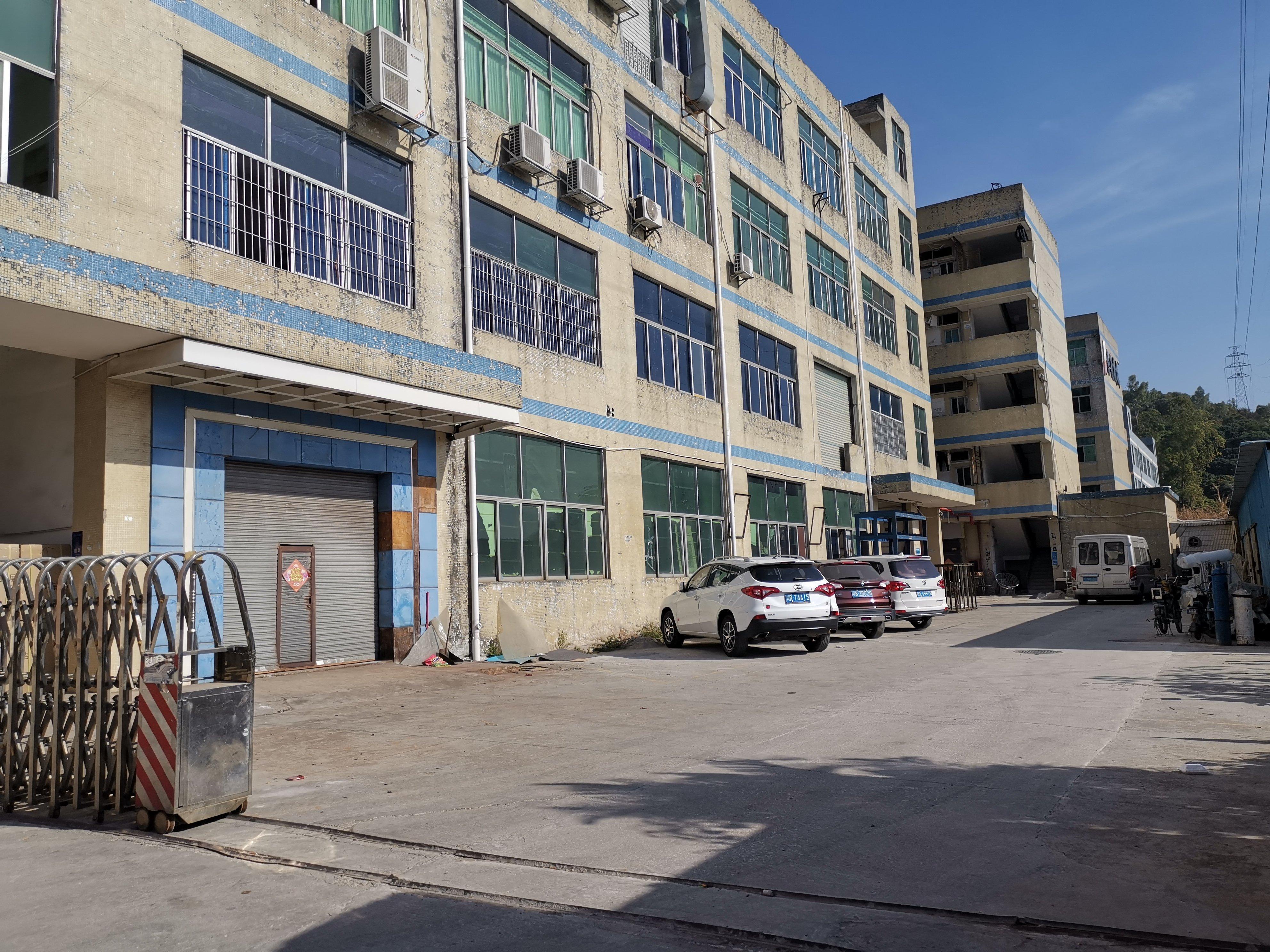 横岗原房东楼上整层800平实际面积出租报价20元一平
