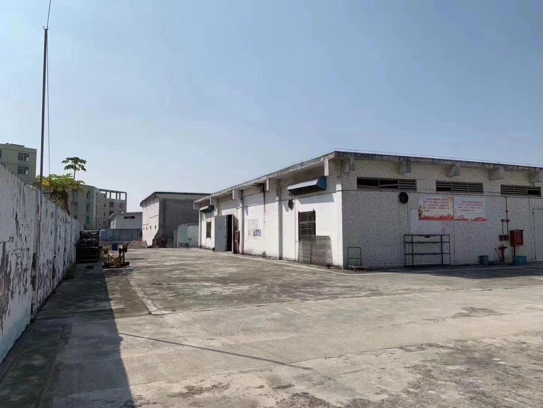 惠东稔山工业区原房东单一层标准独院3800平方出租
