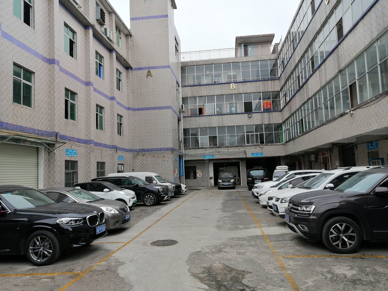 坪山高铁站附近深灿路边新出一楼500平厂房出租