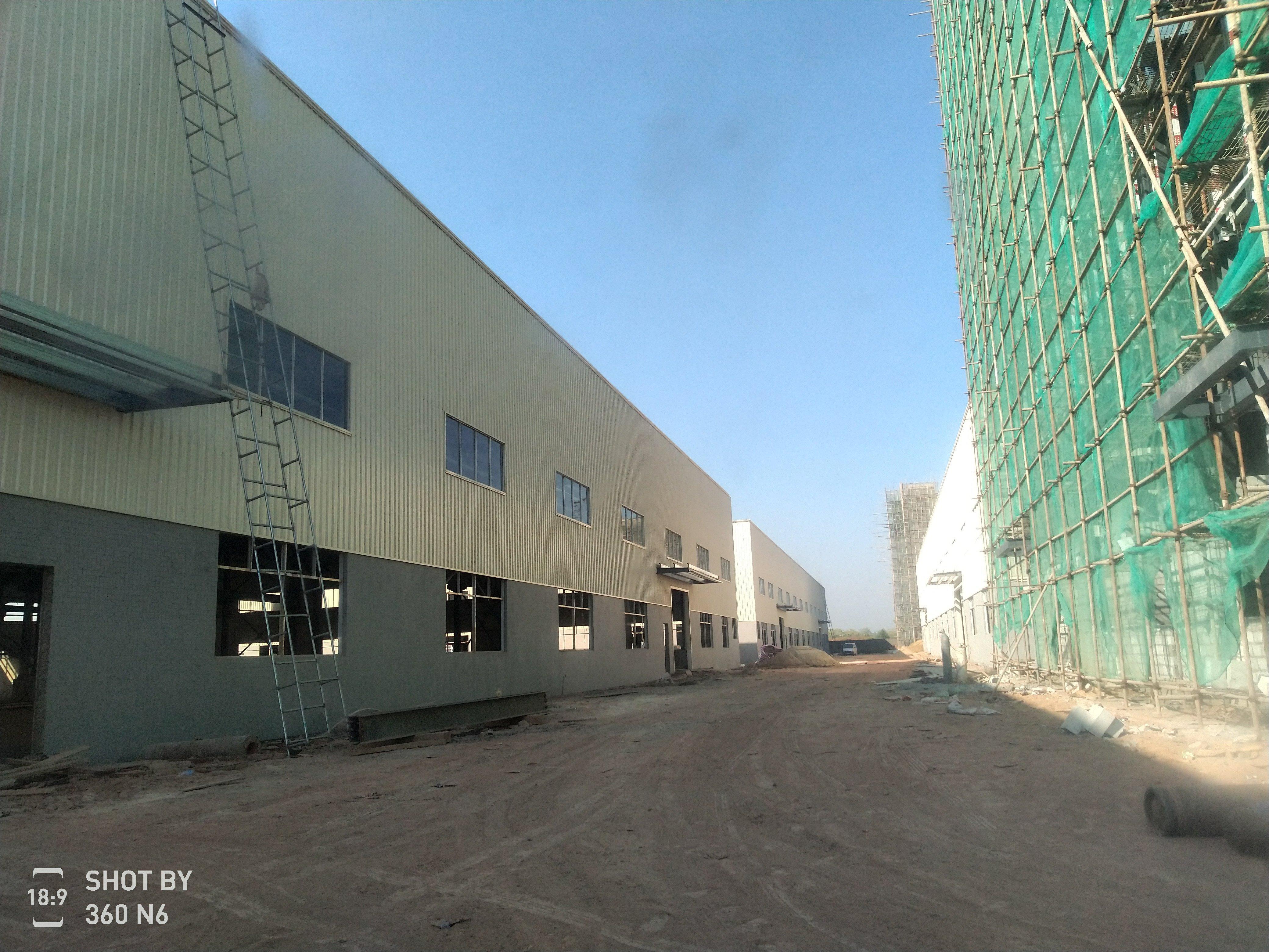 石湾镇高新产业园独门独院滴水11米全新钢构57800平方出租