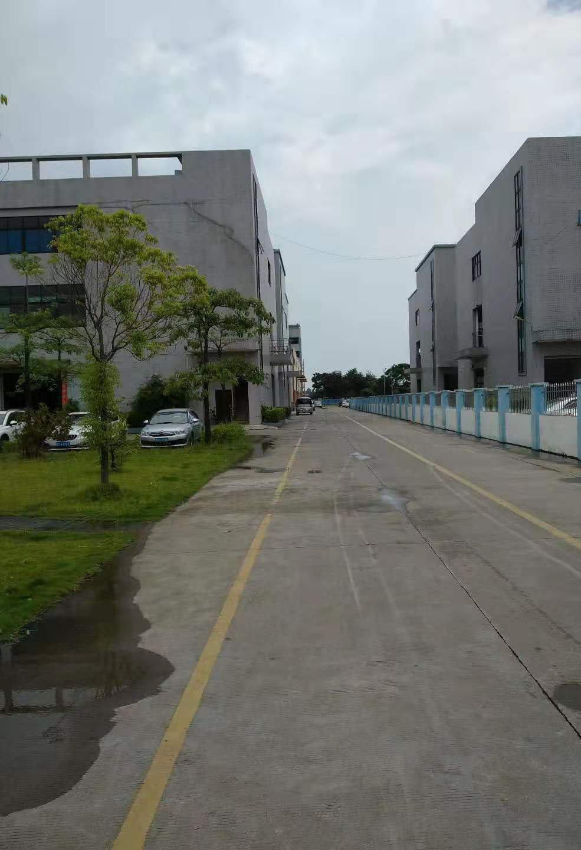 花园式独院标准厂房47000平国有证工业用地合同10年