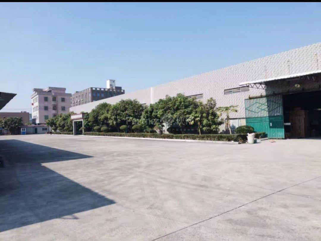 惠州市新出空地超大标准单一层厂房出租