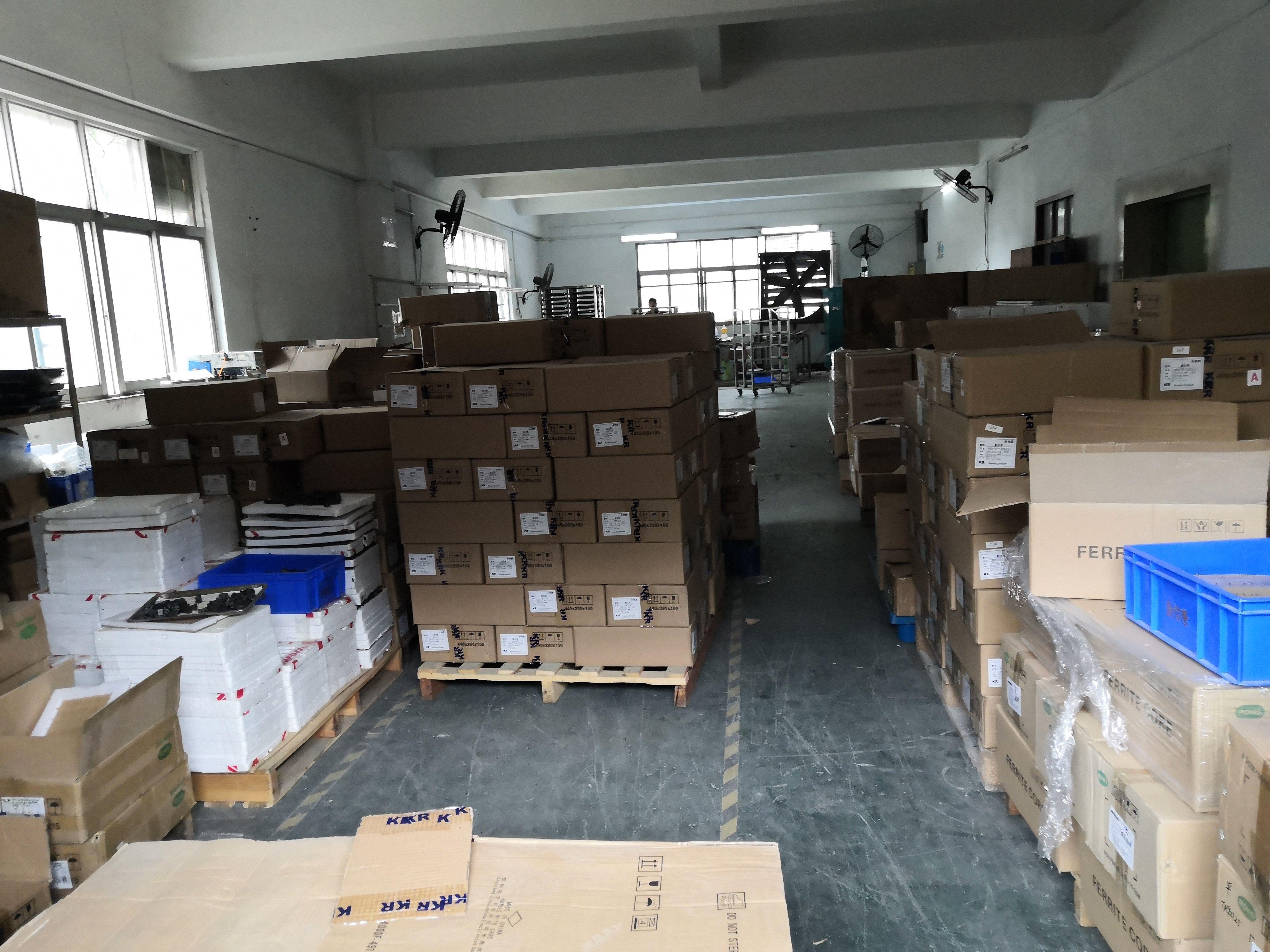 惠阳原房东独院标准厂房二楼招租,现成办公室,主线到车间