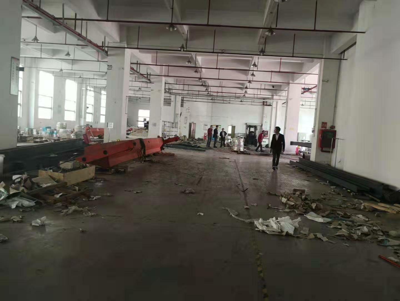 龙华大浪原房东红本园区一楼带装修2000平方出租-图4