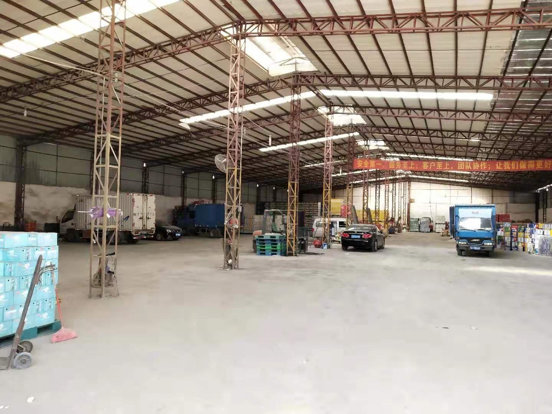 长安沙头独院仓库2400方大小分可做物流仓废品打包周边无居民