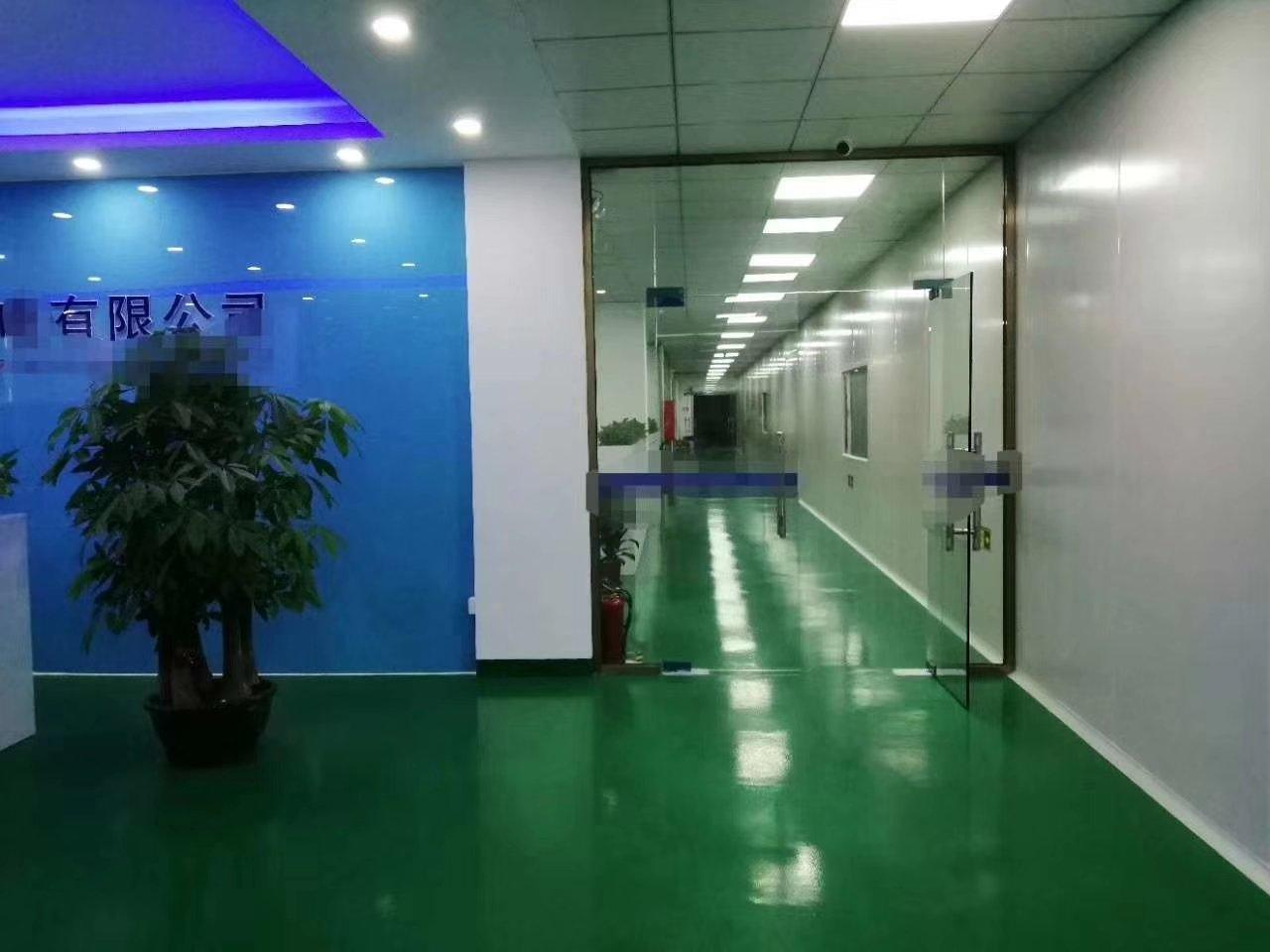 福永塘尾新出豪华装修1500平方厂房出租