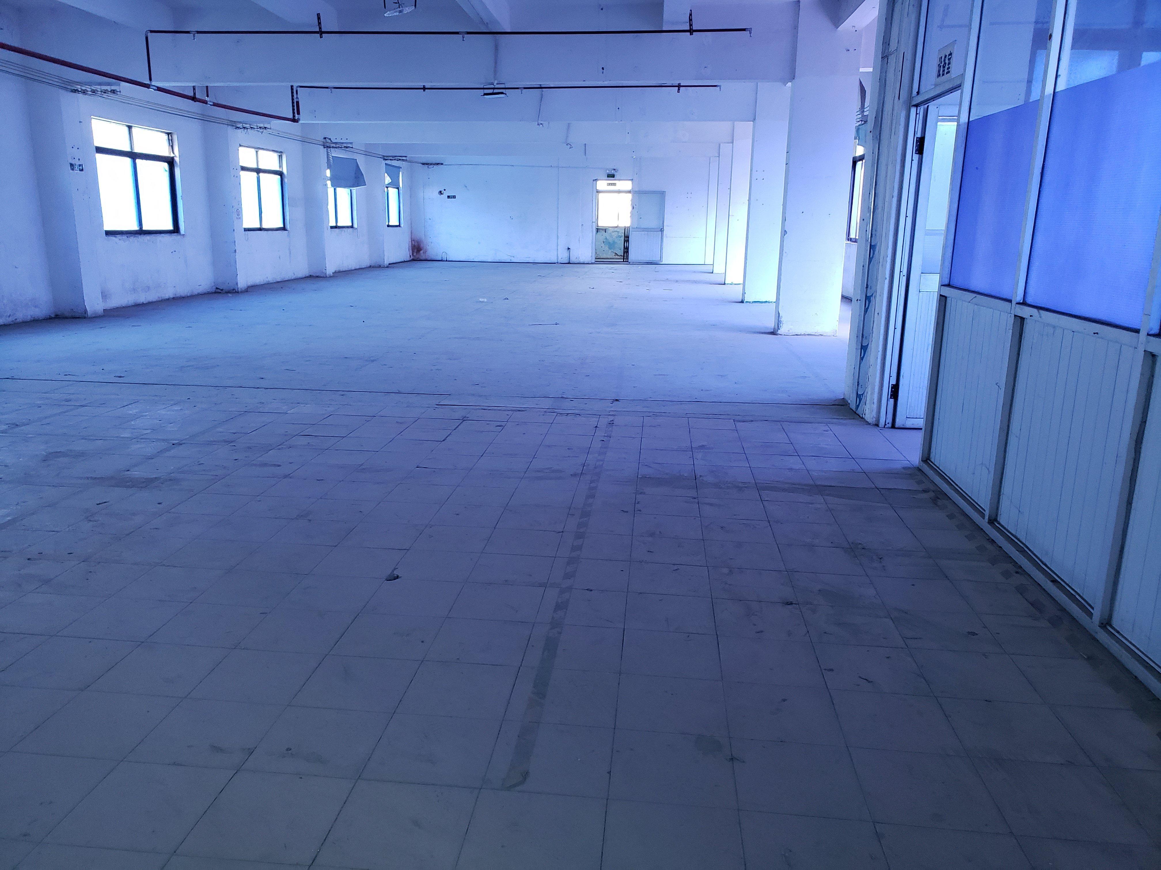 容桂红旗工业区楼上整层1000平方精装修-图3