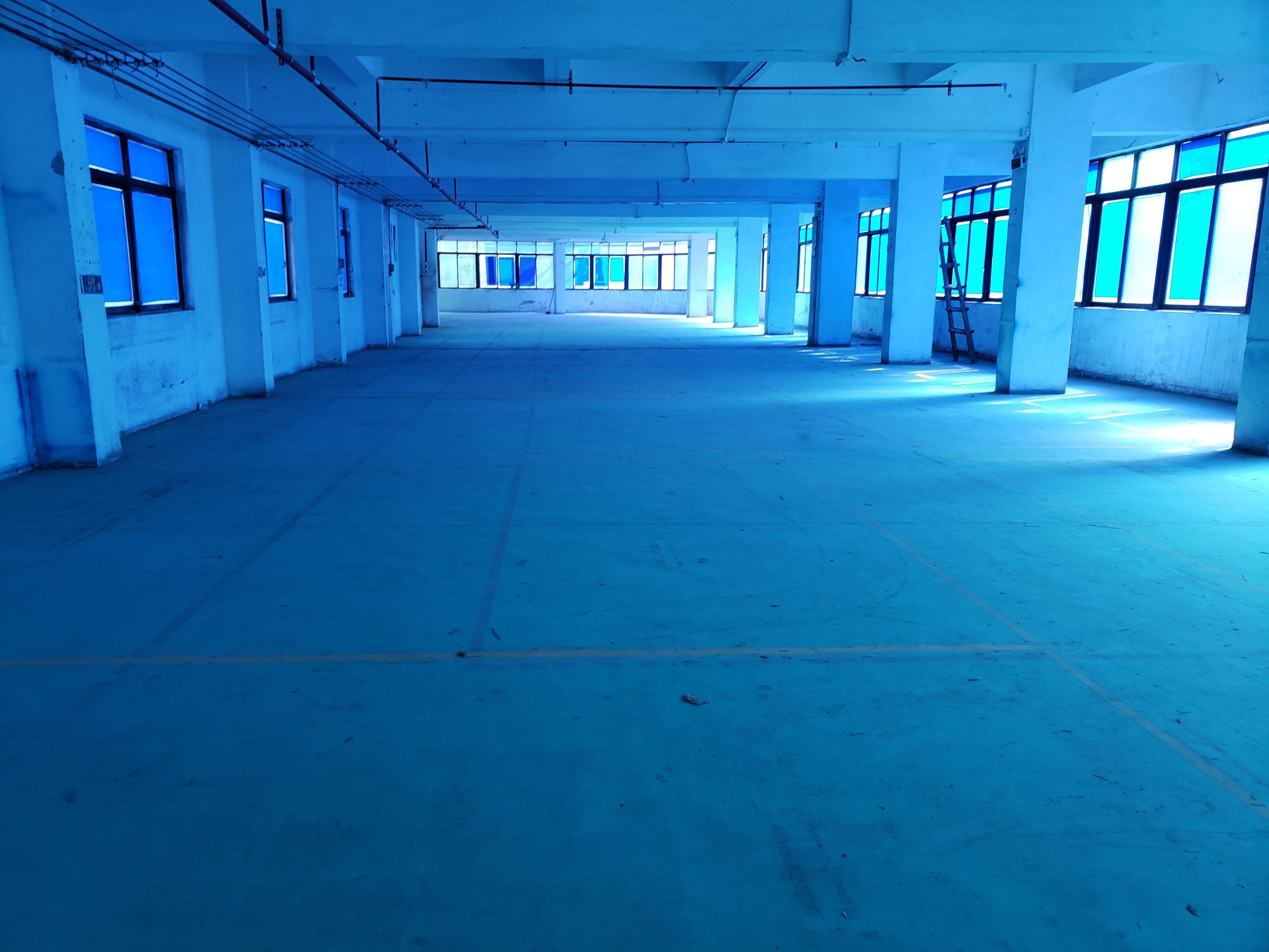 容桂红旗工业区楼上整层1000平方精装修