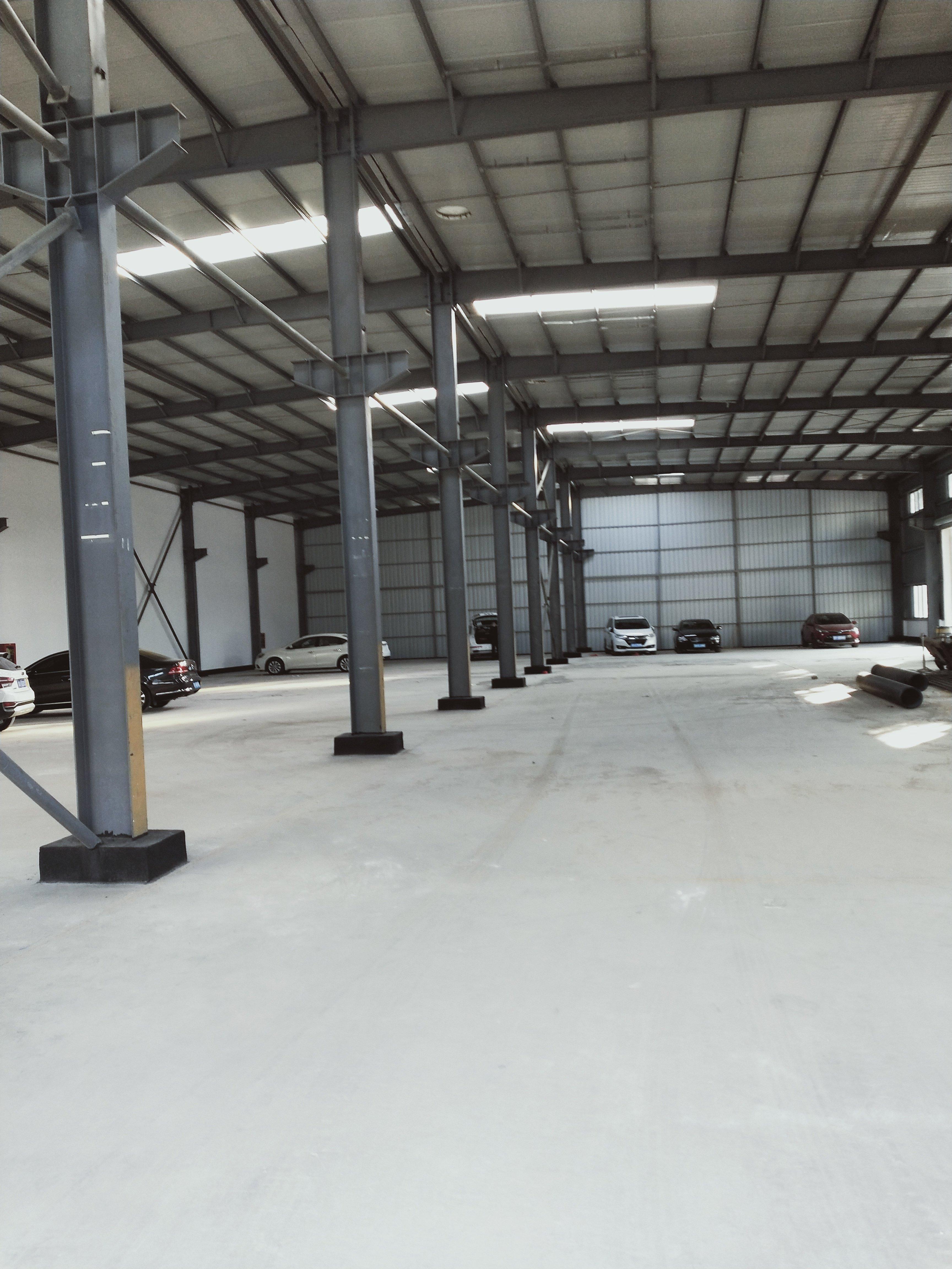 光明合水口第二工业区钢构3270平方带牛角出租