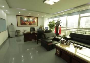 光明公明甲子塘红本高新科技园楼上整层2180平带无尘车间出租图片8