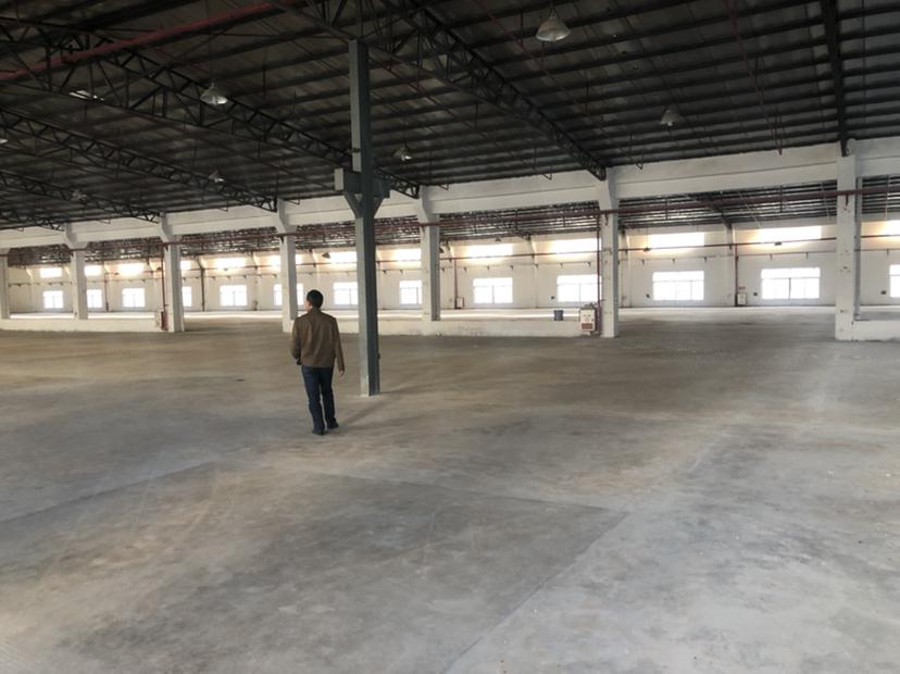 坪山坑梓附近原房东仓库15000平有卸货平台有消防喷淋证件齐