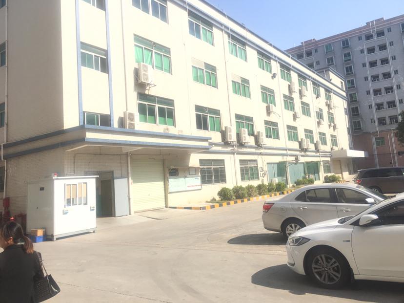 福永塘尾独门独院原房东10800平厂房出租