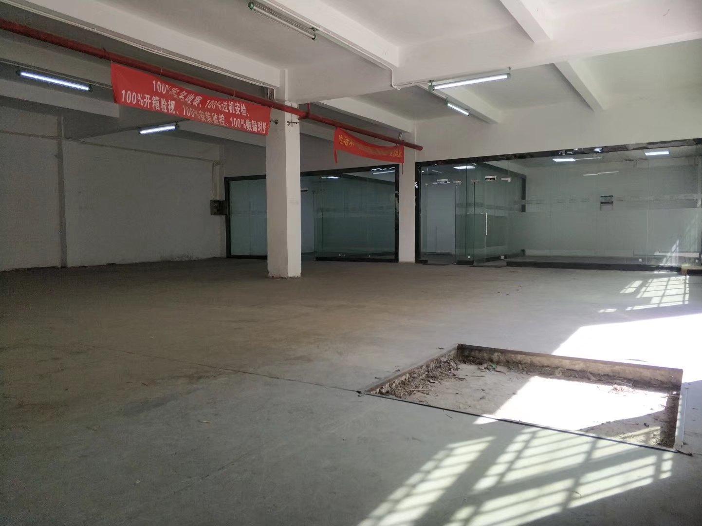 福永兴围一楼新出600平带豪华装修水电齐全