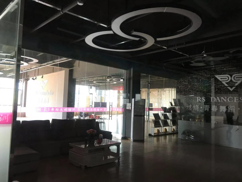 龙华油松全新青年创业园精装修办公室出租80平起租-图3