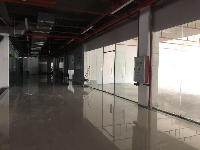 龙华油松全新青年创业园精装修办公室出租80平起租-图4