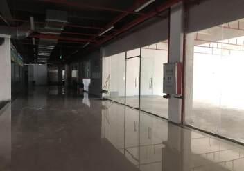 龙华油松全新青年创业园精装修办公室出租80平起租图片4